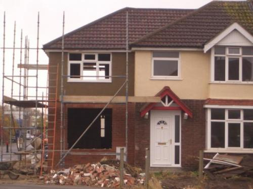 Double Storey Side Extension Gallery Elite Construction